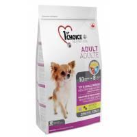 1st Choice сухой корм для декоративных собак с ягненком, рыбой и рисом - 2,72 кг (7 кг)