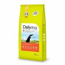 Dailydog Senior Small Breed Turkey and Rice сухой корм для пожилых собак мелких пород с индейкой и рисом 1,5 кг (3 кг) (12 кг)