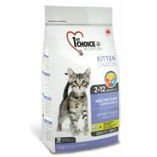 1st Choice сухой корм для котят здоровый старт с цыпленком - 0,35 кг (0,91 кг) (2.72) (5,44 кг)