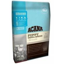Acana Heritage Puppy Small Breed для щенков мелких пород с цыпленком и индейкой 2 кг (6,8 кг)