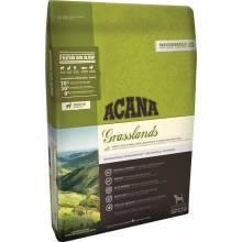 Acana Grassland беззерновой гипоаллергенный корм с ягненком для собак всех пород 2 кг (6 кг) (11,4) кг