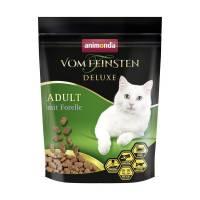 Animonda Vom Feinsten Deluxe сухой корм для взрослых кошек с форелью - 250 г