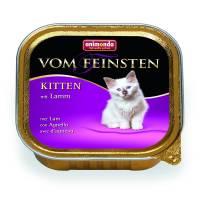 Animonda Консервы Vom Feinsten Kitten с ягненком для котят всех пород - 100 гр х 32 шт