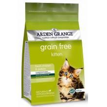 Arden Grange Kitten беззерновой корм для котят - 2 кг