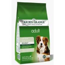 Arden Grange Adult Lamb & Rice Canine для взрослых собак всех пород с ягненком 6 кг (12 кг)