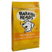 Barking Heads Fat Dog Slim сухой корм для взрослых собак, склонных к полноте, с курицей и рисом - 2 кг (12 кг)