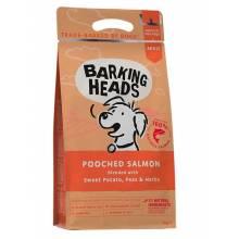 Barking Heads Мисочку оближешь сухой беззерновой корм для взрослых собак с лососем и картофелем 2 кг ( 12 кг), (18 кг)