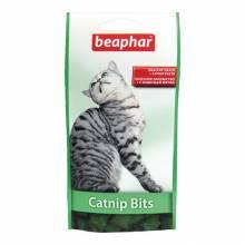 Beaphar Catnip-Bits подушечки для кошек с кошачьей мятой - 75 шт