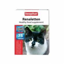 Beaphar Renaletten лакомство для кошек для профилактики МКБ - 75 таблеток