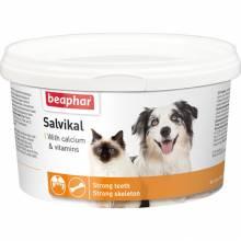 Минеральная смесь Beaphar Salvikal для кошек и собак с дрожжами - 250 г