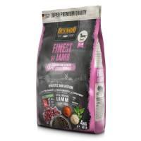 Belcando Finest Grain Free сухой беззерновой корм для привередливых собак с ягненком 1 кг (4 кг) (12,5 кг)