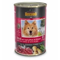 Belcando влажный корм для взрослых собак всех пород с говядиной - 400 гр х 12 шт.