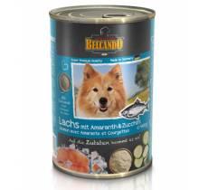 Belcando влажный корм для взрослых собак всех пород с лососем - 400 гр х 12 шт.