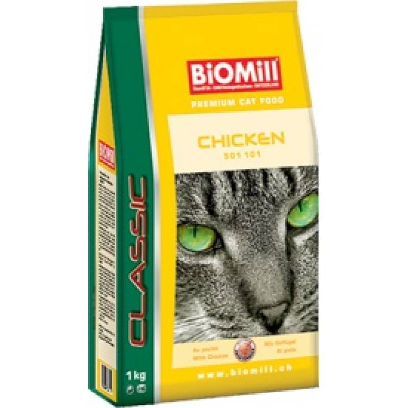 Blitz Adult Cats Turkey сухой корм для кошек с индейкой 2 кг (10 кг)