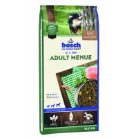 Bosch Adult Menue корм для ежедневного питания активных собак старше 1 года 3 кг (15 кг)
