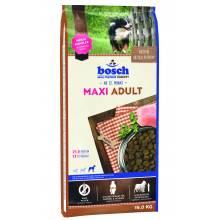 Bosch Adult Maxi - корм для взрослых собак крупных пород с мясом домашней птицы (3 кг) (15 кг)