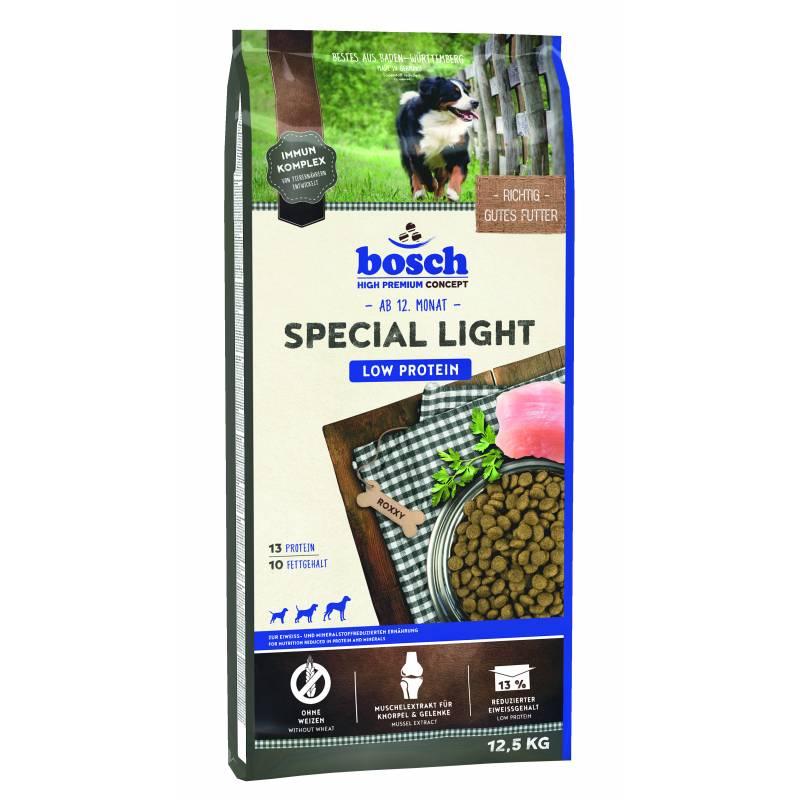 Bosch Special Light - корм для собак с пониженным содержанием протеина 2,5 кг (12,5 кг)