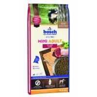 Bosch Mini Adult Lamb & Rice - корм для взрослых собак мелких пород с ягненком и рисом 1 кг (3 кг) (15 кг)