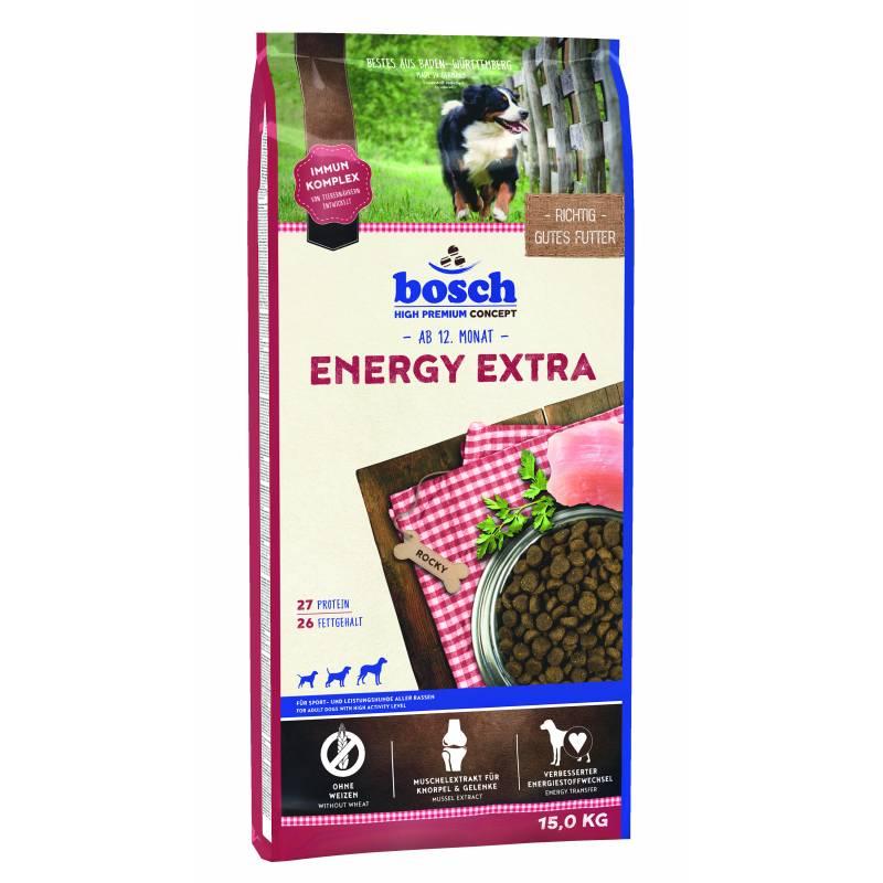 Bosch Energy Extra - корм для спортивных и рабочих собак 1 кг (15 кг)