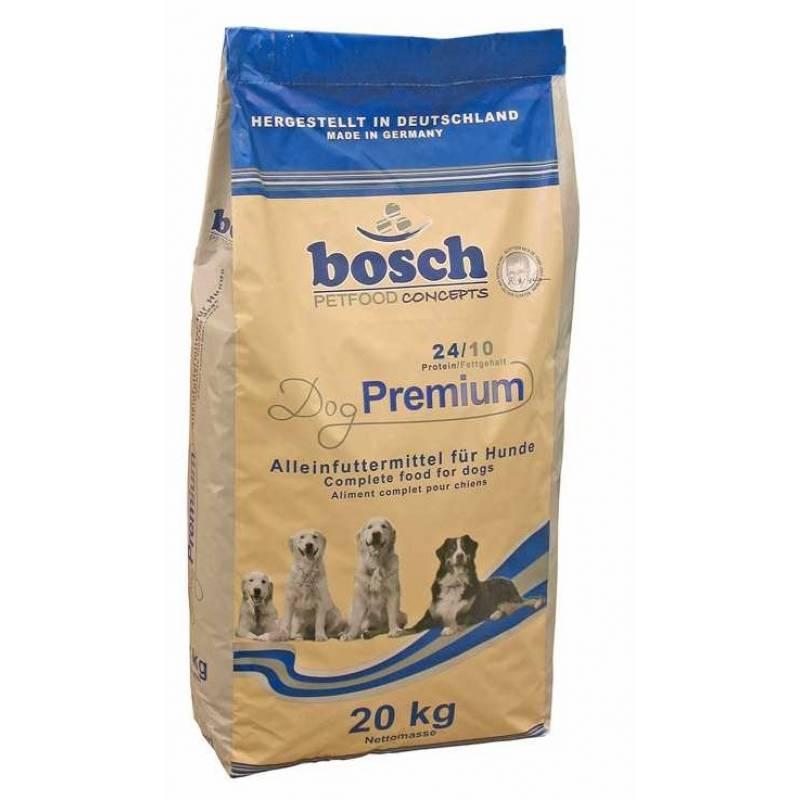 Bosch Dog Premium - сухой корм для взрослых собак с нормальной активностью 20 кг