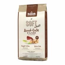 Полувлажный корм Bosch Soft для собак с уткой и картофелем - 2,5 кг (12, 5 кг)