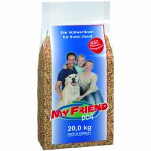 Bosch My Friend корм для взрослых собак со средним уровнем активности 20 кг