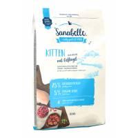 Sanabelle (Bosch) Kitten - сухой корм для котят, беременных и кормящих кошек 2 кг (10 кг)