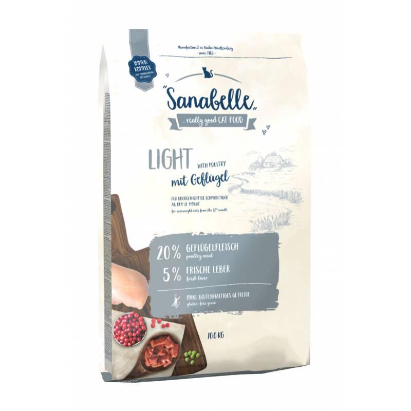 Sanabelle (Bosch) Light - сухой корм для кошек с избыточным весом 2 кг (10 кг)