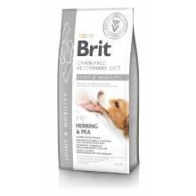 Brit VDD Joint & Mobility сухой беззерновой корм для взрослых собак при заболеваниях суставов и опорно-двигательного аппарата с сельдью 2 кг (12 кг)