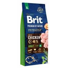 Brit Premium Brit Premium Adult XL сухой корм для взрослых собак гигантских пород 3 кг (15 кг)