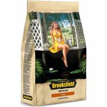 Сухой корм Brooksfield Adult Cat для взрослых кошек с говядиной и рисом - 400 г (2 кг) (7,5 кг)