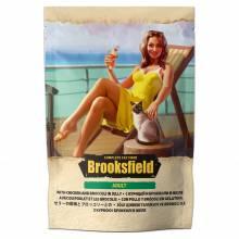 Влажный корм Brooksfield Adult Cat для взрослых кошек с курицей и броколи в желе в паучах - 85 г х 22 шт