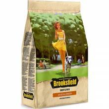 Сухой корм Brooksfield Adult Dog All Breeds для взрослых собак с говядиной и рисом - 800 г (3 кг) (12 кг)