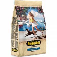 Сухой корм Brooksfield Adult Dog All Breeds для взрослых собак с курицей и рисом - 800 г (3 кг) (12 кг)