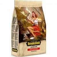 Сухой корм Brooksfield Puppy Large Breed для щенков крупных пород с курицей и рисом - 3 кг (12 кг)