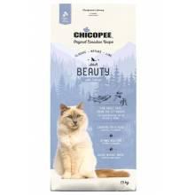 Chicopee CNL Cat Adult Beauty сухой корм для взрослых кошек с лососем - 1,5 кг (15 кг)