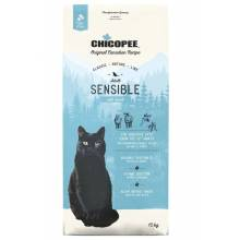 Chicopee Classic Nature Line Cat Adult Sensible сухой корм для кошек с чувствительным пищеварение с ягненком - 1,5 кг (15 кг)