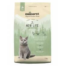 Chicopee Classic Nature Line Cat Junior New Life сухой корм для котят с курицей - 1,5 кг (15 кг)