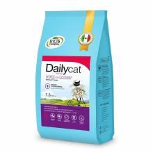 Dailycat Grain Free Adult сухой беззерновой корм для взрослых кошек с уткой и кроликом 400 гр (1,5 кг) (3 кг) (10 кг)