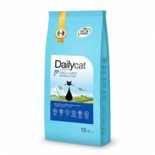 Dailycat Adult Steri Lite Fish & Rice для взрослых кастрированных и стерилизованных кошек с рыбой и рисом - 400 г (1,5 кг) (3 кг) (10 кг)