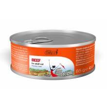 Dailycat casual Консервы для кошек мясной мусс говядина - 85 гр х 24 шт