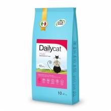 Dailycat Grain Free Adult Steri lite сухой беззерновой корм для стерилизованных кошек со свининой - 400 г (1,5 кг) (3 кг) (10 кг)