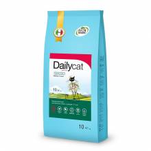 Dailycat Grain Free Adult сухой беззерновой корм для взрослых кошек с курицей - 400 г (1,5 кг) (10 кг)
