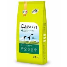 DailyDog Adult Medium Breed сухой корм для взрослых собак средних пород с курицей и рисом 3 кг (12 кг) (20 кг)