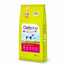 Dailydog Adult Large Breed сухой корм для взрослых собак крупных пород с ягненком и говядиной 3 кг (12 кг) (20 кг)