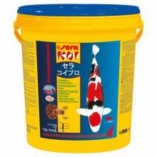Sera Koi Professional весна/осень корм для прудовых рыб - 500 г ( 1 кг, 2,2 кг, 7 кг)