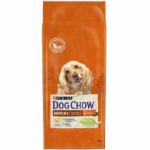 Dog Chow Adult Mature сухой корм для пожилых собак старше 5 лет c курицей - 14 кг