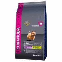 Eukanuba Adult Small Breed - корм для собак мелких пород 15 кг