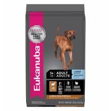 Eukanuba Adult Large Breed Lamb & Rice корм для собак крупных пород с ягнёнком и рисом 2,5 кг (12 кг)
