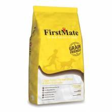 FirstMate Cage Free Chicken Meal & Oats сухой низкозерновой корм для щенков и взрослых собак с курицей и овсом 2,3 кг (11,4 кг, 20 кг)